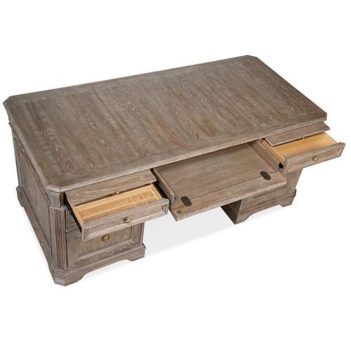 Hooker Furniture - Sutter Executive Desk