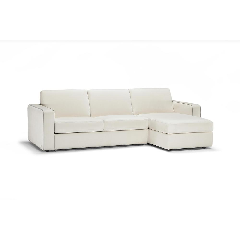 See Details - Natuzzi Editions B764 Sleeper Sectional