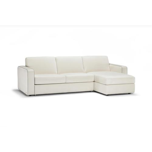 Natuzzi Editions B764 Sleeper Sectional