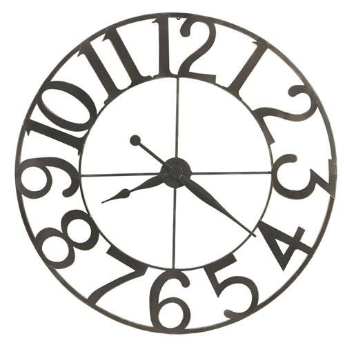 Howard Miller - Howard Miller Felipe Oversized Wall Clock 625674