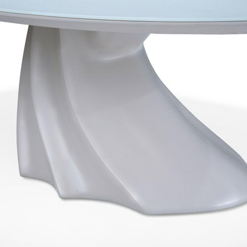 Cosmo Oval Cocktail Table