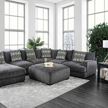 See Details - Kaylee U-sectional W/ Left Chaise