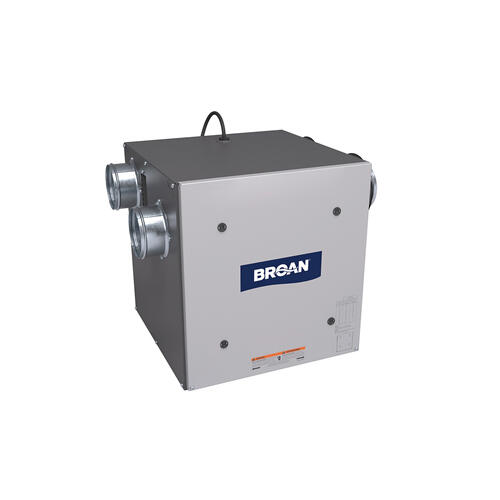 Broan® Compact Flex Series Energy Recovery Ventilator, 70 CFM at 0.4 in. w.g.