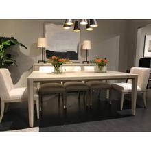 "Horizon 76"" Rectangular Dining Table - Mist"