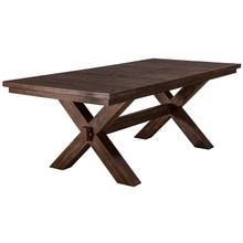 Park Avenue Extension Trestle Dining Table