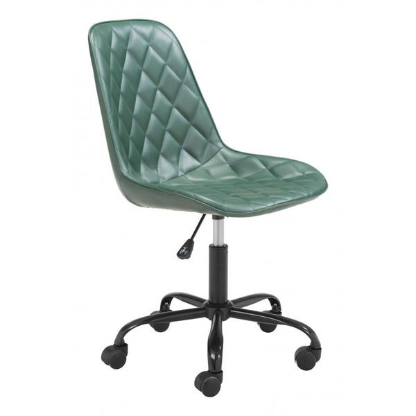 See Details - Ceannaire Office Chair Green