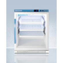 See Details - 6 CU.FT. ADA Height Vaccine Refrigerator With Removable Drawers