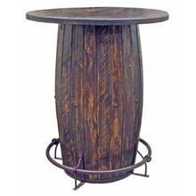 See Details - Medium Rough Barrel Bar