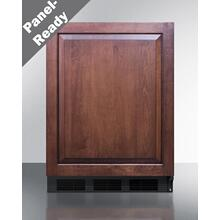 "24"" Wide Built-in Refrigerator-freezer, ADA Compliant (panel Not Included)"