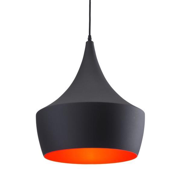 See Details - Copper Ceiling Lamp Matte Black