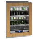 "U-LINEHre524 24"" Refrigerator With Integrated Frame Finish (115 V/60 Hz Volts /60 Hz Hz)"