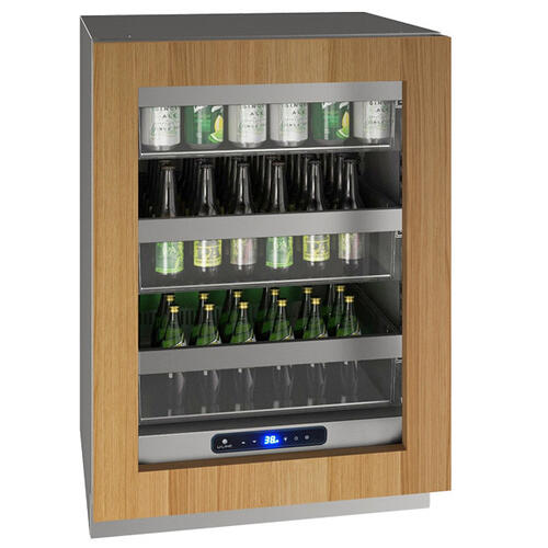 "Hre524 24"" Refrigerator With Integrated Frame Finish (115 V/60 Hz Volts /60 Hz Hz)"