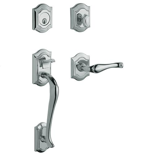 Polished Chrome Bethpage Sectional Trim