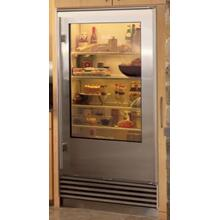 Overlay 601RG Glass Door