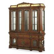 China With Decorative Light Box (3 Pc)