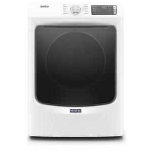 Front Load Electric Dryer with Extra Power and Quick Dry Cycle - 7.3 cu. ft. - WHITE