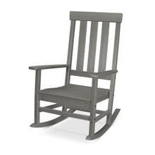 View Product - Prescott Porch Rocking Chair in Slate Grey
