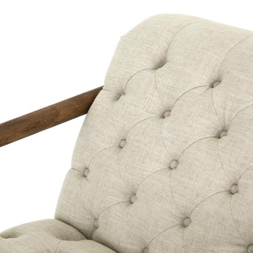 Maxine Chair-cambric Ivory