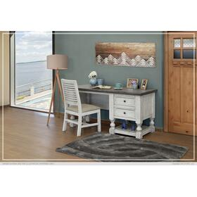 See Details - 2 Drawer & 1 Shelves Desk