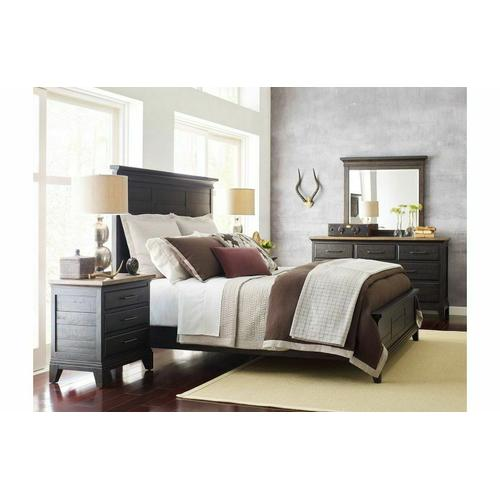 Kincaid Furniture - Jessup Panel King Bed - Complete