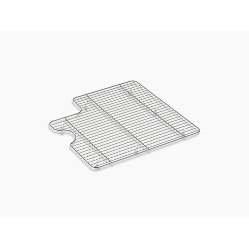 Stainless Steel Right-hand Sink Rack