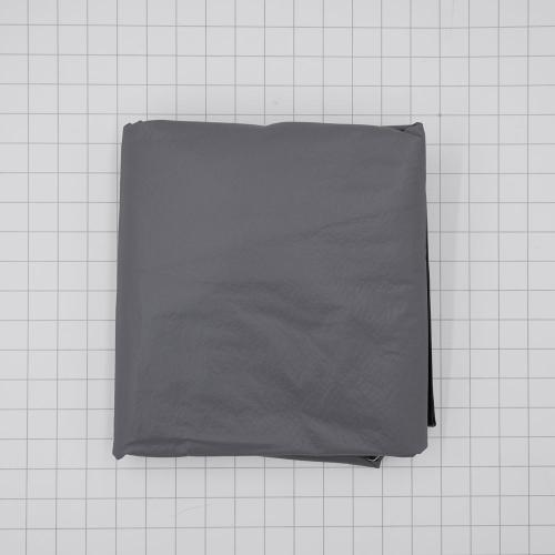 Top Load Washer/Dryer Cover, Gray