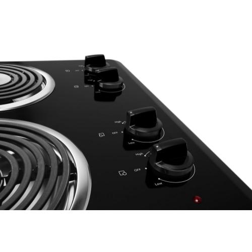 """Whirlpool - 30"""" WHR COIL CT BLACK"""
