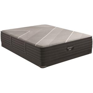 Beautyrest Black Hybrid - X-Class - Firm - Split Cal King