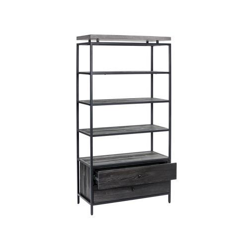 Sunpan Modern Home - Norwood Bookcase