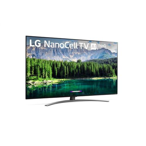 LG NanoCell 86 Series 4K 49 inch Class Smart UHD NanoCell TV w/ AI ThinQ® (48.5'' Diag)