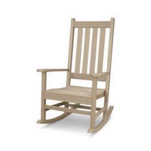 View Product - Vineyard Porch Rocking Chair in Vintage Sahara