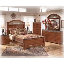 Dresser,Mirror,Chest,Queen-Full Panel Headboard