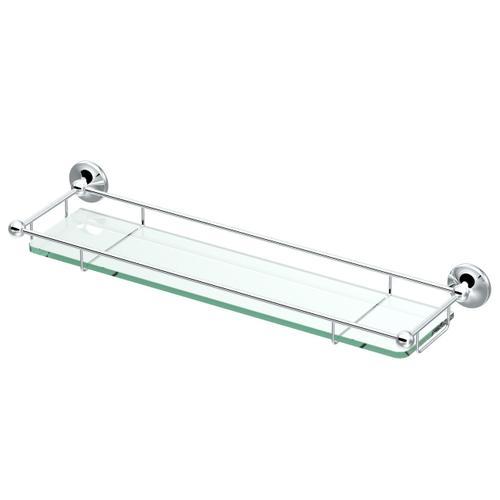 Premier Railing Shelf #2 in Chrome