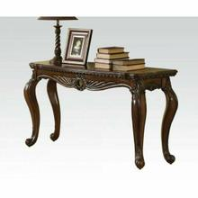 ACME Remington Sofa Table - 80066 - Brown Cherry