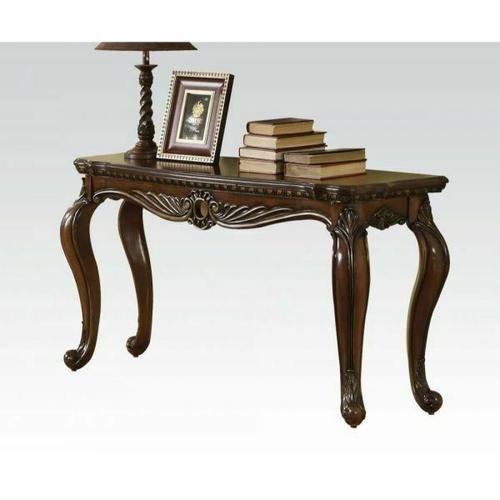 Acme Furniture Inc - ACME Remington Sofa Table - 80066 - Brown Cherry