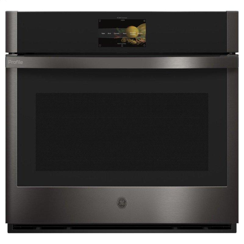 """30"""" Smart Built-In Convection Single Wall Oven with No Preheat Air Fry and Precision Cooking"""