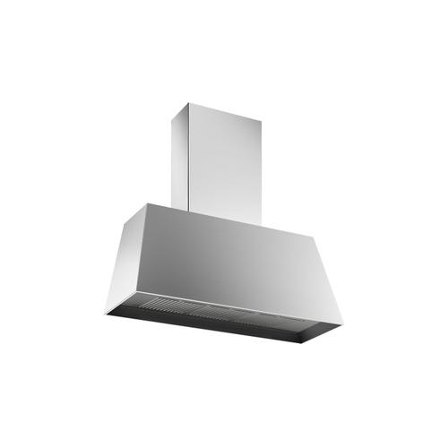 36'' Contemporary Canopy Hood, 1 motor 600 CFM Stainless Steel