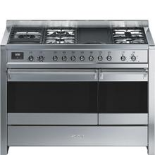 See Details - Range Stainless steel A3XU7