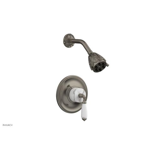 VALENCIA Pressure Balance Shower Set PB3338B - Pewter