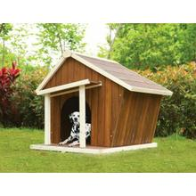 ACME Rylee Pet House - 98204 - Cream & Oak