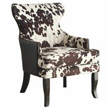 See Details - Angus Accent Chair in Brown