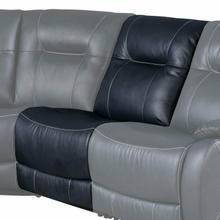 See Details - AXEL - ADMIRAL Manual Armless Recliner
