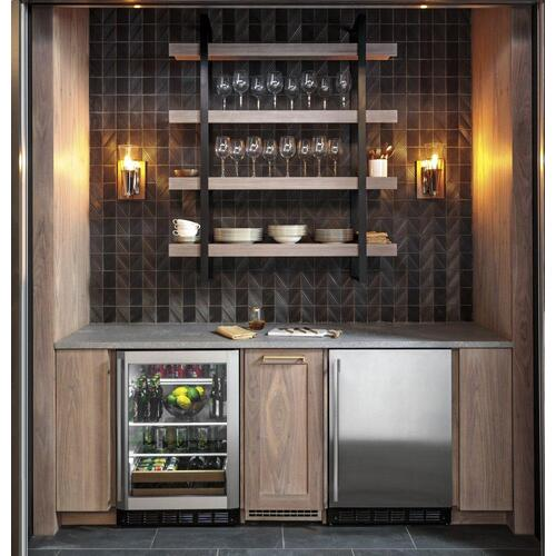 Monogram Bar Refrigerator with Icemaker