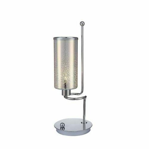 ACME Gwen Table Lamp - 40131 - Chrome