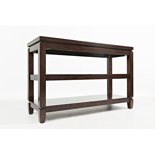 Casa Bella Sofa Table- Cherry