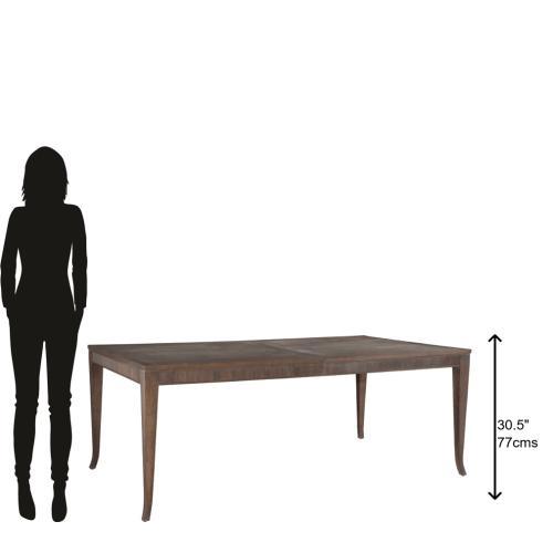 Hekman - 952220SU Urban Retreat Rectangular Dining Table