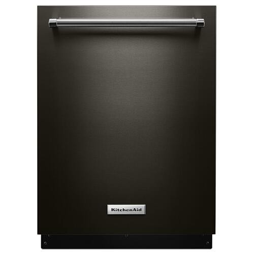 Gallery - 46 DBA Dishwasher with Third Level Rack and PrintShield™ Finish Black Stainless Steel with PrintShield™ Finish