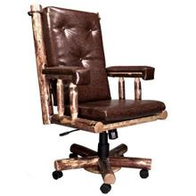 See Details - Glacier Country Collection Office Chair