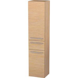 Tall Cabinet, Brushed Oak (real Wood Veneer)