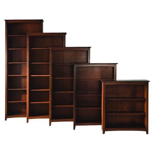 Shaker Bookcases in Espresso
